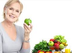 Διατροφή κατά την Εμμηνόπαυση